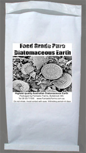 diatomaceous earth flea