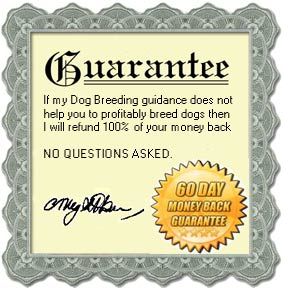 dog breeding guide guarantee